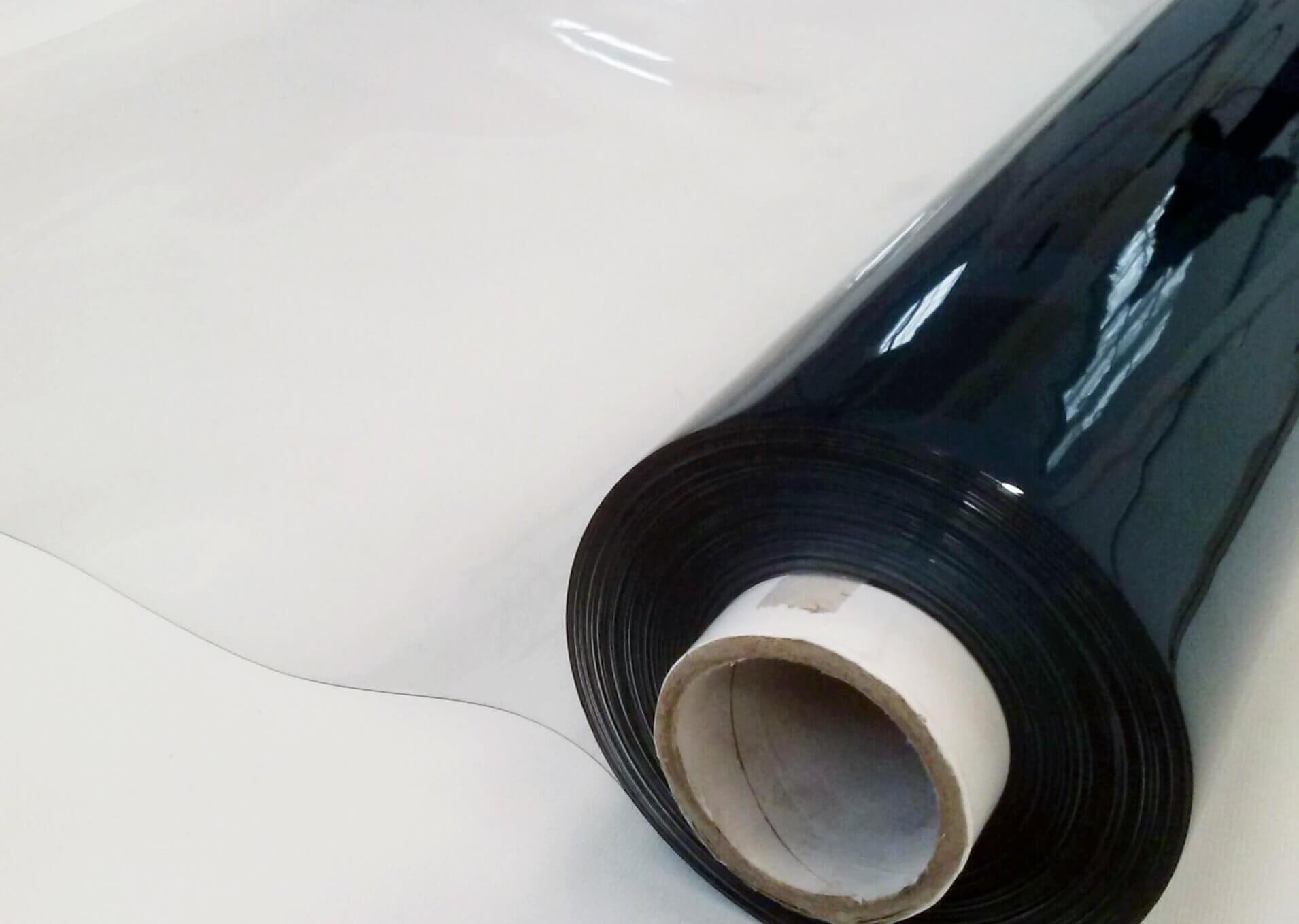 Modish Folia przezroczysta 0,5 mm - Folia transparentna z PCW VD52